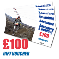 Adventure and Outdoors Gift Voucher £100