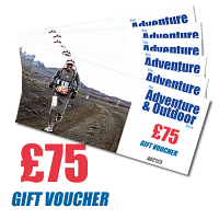 Adventure and Outdoors Gift Voucher £75
