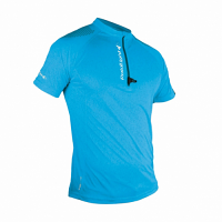 Raidlight Active Run Short Sleeve Shirt Electric Blue