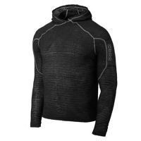 Core Hoodie Ultralight Air-Permeable Primaloft Insulation Black