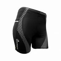 Raidlight Ladies Cuissard Stretch Raider Black