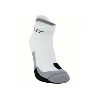 Hilly Cusion Socklet White/Black/Grey