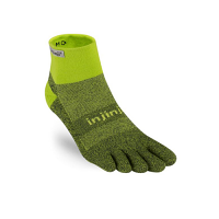 Injnji Trail Midweight Minicrew Winter Green