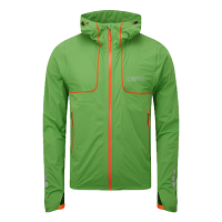OMM Kamleika Race Jacket 4th Generation Mens Green