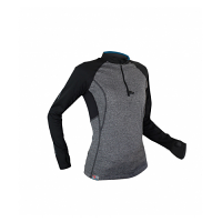 Raidlight Ladies Performer top Dark Grey/Black