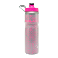 Nathan Fire and Ice 600ml Bottle Hi-Viz Pink
