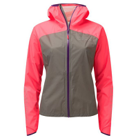 OMM Halo Jacket Pink and Grey Ladies