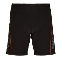 OMM Pace Shorts Mens Black & Orange