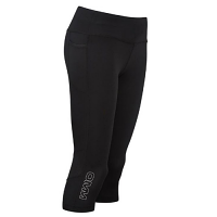 OMM Ladies Flash Tights 0.75 Black AW17