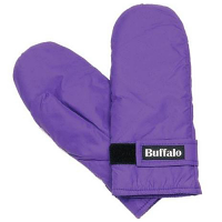 Buffalo Mittens Purple