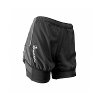 Raidlight Ladies  Cuissard Short Easy Trail Black