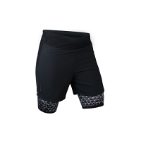 Raidlight Ultralight Short Black
