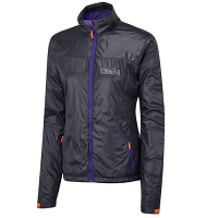 OMM Rosa Jacket Ladies Black and Purple