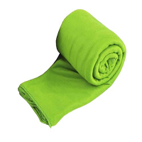 Sea to Summit Pocket Towels Lime Medium