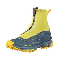 Viking Invertex Denim & Lime Cross Trail Shoe with built in Gaiters  The most underrated shoe on the Planet